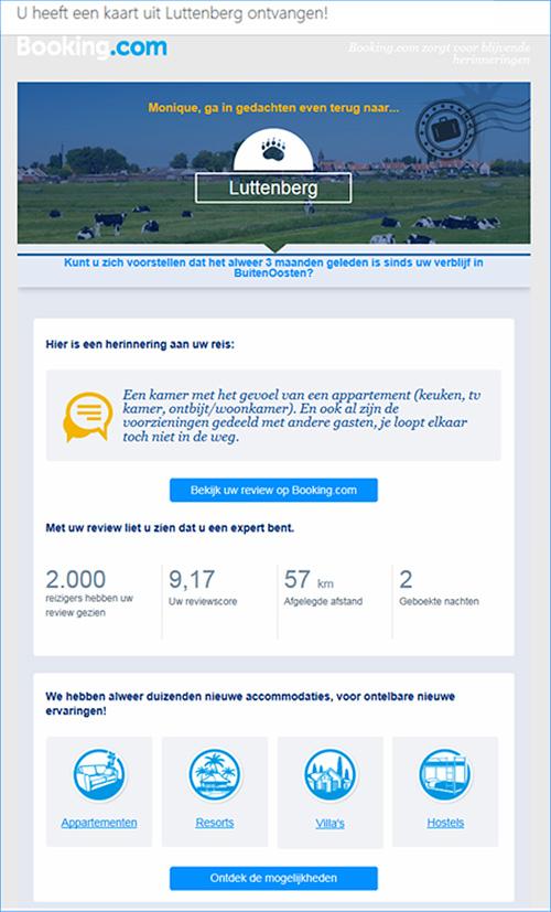 Booking.com - Luttenberg